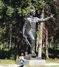 Private Grutas Park Tour - The Park of Soviet Sculptures Photos