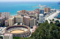 Private Malaga City Sightseeing Tour Photos