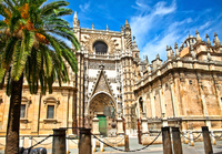 Private Monumental Seville Walking Tour Photos