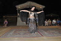 Private Overnight Safari: Sandboarding, Camel Ride, BBQ Dinner and Belly Dancing Photos