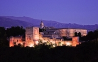 Private Tour: Alhambra at Night Including the Nasrid Palaces and Palace of Charles V Photos