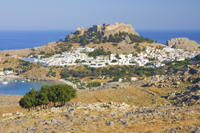 Private Tour: Lindos Acropolis and Village Photos