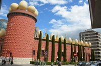 Private Tour: Salvador Dali Museum at Figueres and Girona Day Trip from Barcelona Photos