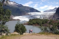 Private Tour: Mendenhall Glacier Hike with Round-Trip Transport from Juneau Photos