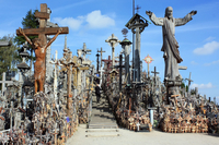 Private Tour to The Hill of Crosses near Siauliai Photos