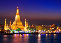 Private Tour: Bangkok Evening Experience with Thai Dinner by Chao Phraya River Photos