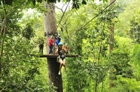 Private Tour: Cycling and Zipline Adventure from Chiang Mai Photos