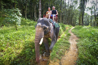Private Tour: Elephant Adventure, Hilltribes and Mae Kok River Trip from Chiang Rai Photos
