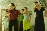 Private Tour: Flamenco Dance Lesson in a Granada Sacromonte Cave Photos