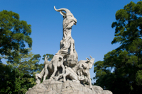 Private Tour: Guangzhou City Sightseeing Including Yuexiu Park Photos