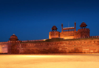 Private Tour: Light and Sound Show at the Red Fort, Delhi Photos