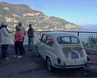 Private Tour: Naples Sightseeing by Vintage Fiat 600  Photos