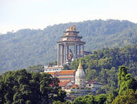 Private Tour: Penang Hill and  Kek Lok Si Temple Photos