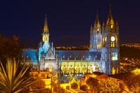 Private Tour: Quito by Night with Dinner Photos