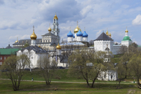Private Tour: Sergiev Posad Day Trip and Trinity Lavra Monastery of St Sergius Tour Photos
