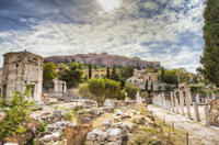 Private Walking Tour: Best of Athens Photos