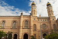 Private Walking Tour: Jewish Budapest Including Great Synagogue and Jewish Museum Photos