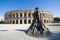 Provence Wine and Heritage Tour from Avignon: Les Baux de Provence, Nimes and Uzès