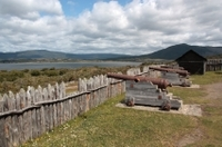 Punta Arenas Shore Excursion: Fort Bulnes Tour Photos