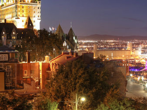Quebec City and Montmorency Falls Day Trip from Montreal Photos