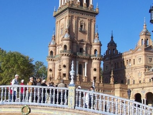 Rail Tour to Seville by AVE Train Photos