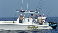 Reef and Wreck or Offshore Fishing Charter Photos