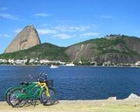 Rio de Janeiro Bike Tour: Flamengo Park, Sugarloaf and Copacabana Beach Photos