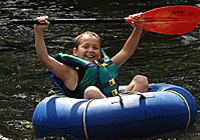River Tubing Safari Photos