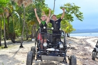 Roatan Shore Excursion: Extreme Off-Road Dune Buggy Tour Photos