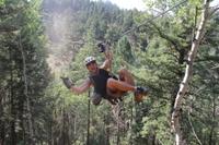 Rocky Mountain Zipline Adventure from Denver Photos