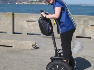 San Francisco Waterfront Segway Tour Photos