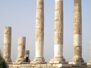 Private Half Day Jerash and Amman City Sightseeing Tour Photos