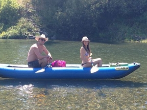 Russian River Canoe Trip from Healdsburg  Photos