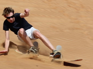 Private 4x4 Adventurer Safari including Sandboarding Photos