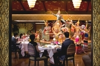 Sala Rim Naam Dinner and Show at Mandarin Oriental in Bangkok Photos