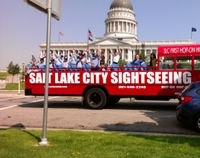 Salt Lake City Hop-On Hop-Off Tour Photos