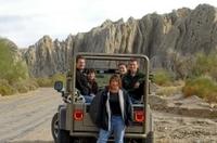 San Andreas Fault Jeep Tour Photos