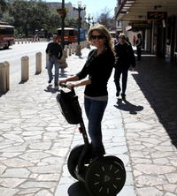 San Antonio City Sights Segway Tour Photos