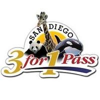 San Diego 3-for-1 Pass: SeaWorld, San Diego Zoo and Safari Park Photos