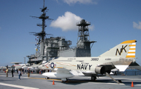 San Diego Shore Excursion: USS Midway Museum Photos