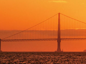 San Francisco Bay Sunset Catamaran Cruise Photos