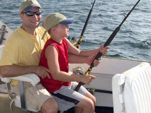 Deep Sea Fishing Private Boat Charter in San Juan Photos