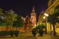 Santa Cruz Evening Walking Tour in Seville Including Tapas and Drinks Photos