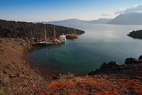 Santorini Shore Excursion: Private Tour of Thira Volcano and Hot Springs Photos