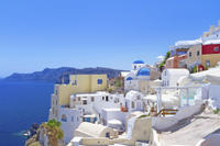Santorini Shore Excursion: Private Caldera, Traditional Winery and Oia Village Tour