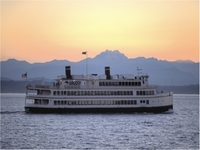 Seattle Dinner Cruise Photos