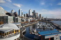 Seattle Shore Excursion: Pre-Cruise Sightseeing City Tour Photos