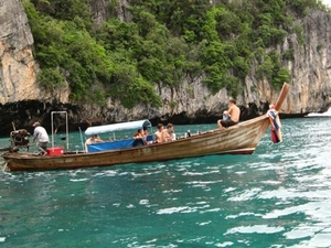 Phuket to Phi Phi Islands by Speedboat Photos