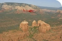 Sedona Helicopter Tour: Red Rocks and Chapel of the Holy Cross  Photos