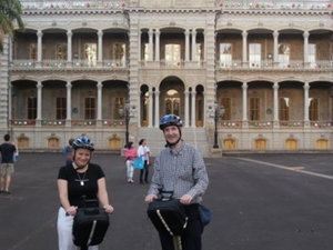 Honolulu History and Culture Segway Tour Photos